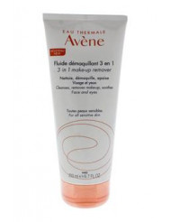 3-In-1 Make-up Remover by Avene for Women - 6.7 oz Make-up Remover