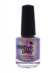 Creative Play Nail Lacquer - Pinkidescent by CND for Women - 0.46 oz Nail Polish