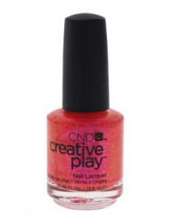 Creative Play Nail Lacquer - Lmao! by CND for Women - 0.46 oz Nail Polish