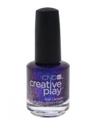 Creative Play Nail Lacquer - Positively Plumsy by CND for Women - 0.46 oz Nail Polish