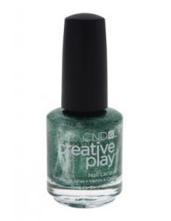 Creative Play Nail Lacquer - Shamrock On You by CND for Women - 0.46 oz Nail Polish