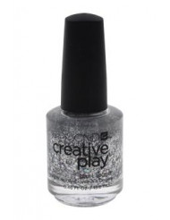 Creative Play Nail Lacquer - Bling Toss by CND for Women - 0.46 oz Nail Polish