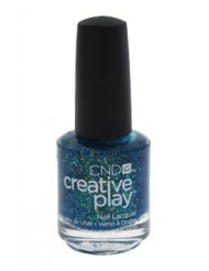 Creative Play Nail Lacquer - Express Ur Em-Oceans by CND for Women - 0.46 oz Nail Polish