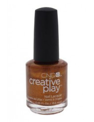 Creative Play Nail Lacquer - Lost In Spice by CND for Women - 0.46 oz Nail Polish