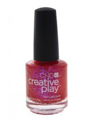 Creative Play Nail Lacquer - Dazzleberry by CND for Women - 0.46 oz Nail Polish