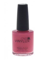 CND Vinylux Weekly Polish - # 207 Irreverent Rose by CND for Women - 0.5 oz Nail Polish