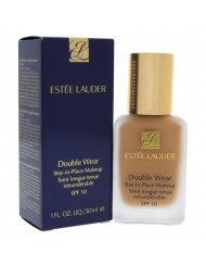 Double Wear Stay-In-Place Makeup SPF10 - 4N2 Spiced Sand - All Skin Types Estee Lauder Makeup for Women 1 oz
