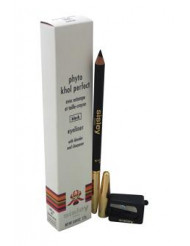 Phyto-Khol Perfect with Blender and Sharpener - Black by Sisley for Women - 0.04 oz Eyeliner