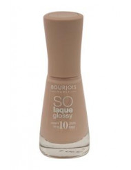 So Laque Glossy - # 11 Indispen Sable by Bourjois for Women - 0.3 oz Nail Polish