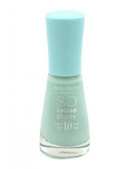 So Laque Glossy - # 09 Ciel Mon Vernis by Bourjois for Women - 0.3 oz Nail Polish