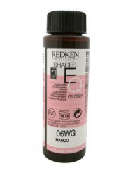 Shades EQ Color Gloss 06WG - Mango by Redken for Women - 2 oz Hair Color