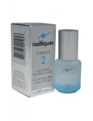 Nail Protein Formula # 2 by Nailtiques for Women - 0.25 oz Manicure