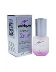 Nail Protein Formula # 2 Plus by Nailtiques for Women - 0.25 oz Manicure