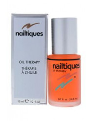 Nailtiques Oil Therapy by Nailtiques for Women - 0.5 oz Manicure