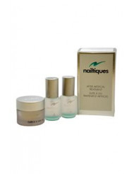 Nailtiques After Artificial Treatment Kit by Nailtiques for Women - 3 Pc Kit 7.4ml Formula A, 7.4ml Formula B, 7.09g Cuticle & Skin Gel