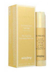 Supremya At Night The Supreme Anti-Aging Serum by Sisley for Women - 1.7 oz Serum