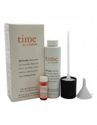 Time In a Bottle Daily Age-Defying Serum Philosophy 1.3oz Serum, 2.8ml High-Potency Vitamin C Activador for Women 2 Pc