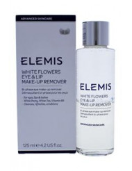 White Flowers Eye & Lip Make-Up Remover by Elemis for Women - 4.2 oz Make-Up Remover