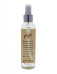 Amazing Grace Satin-finish Body Oil Mist by Philosophy for Women - 5.8 oz Body Spray