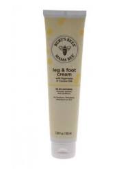 Mama Bee Leg & Foot Creme by Burt's Bees for Women - 3.38 oz Cream