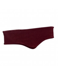 Port Authority 174 R-Tek 174 Stretch Fleece Headband. C910 OSFA Maroon