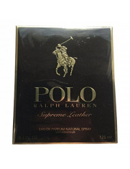 POLO SUPREME LEATHER 4.2 EDP SP FOR MEN