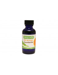 Ecogecko100% Pure Eucalyptus Essential Oil, Aromatherapy Oil, 30ml - use with EcoGecko Air Revitalizers or . Made in the USA., 30ML, OrangePeel