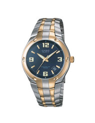 Casio Mens Edifice Two-Tone Stainless Steel Watch
