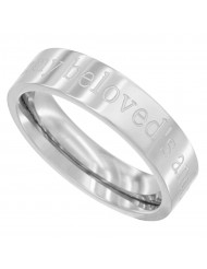 I Am for My Beloved - Woman Promise Ring