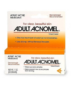 Adult Acnomel Acne Medication 1.3 Oz, Pack Of 3